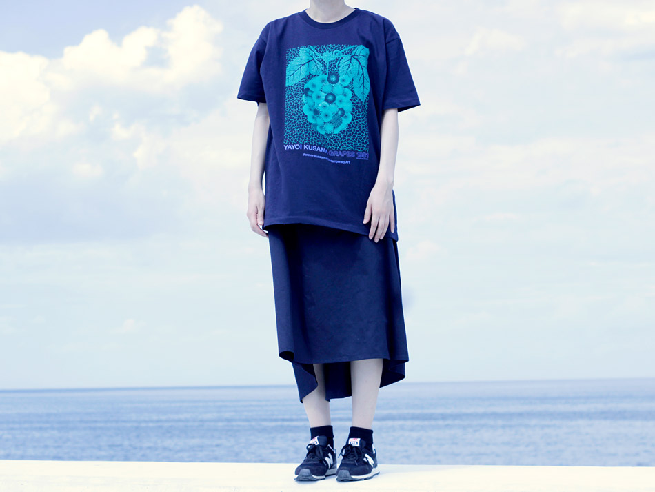 Grapes / NAVY /XS, S, M, L